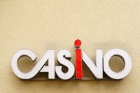 Casinoschild
