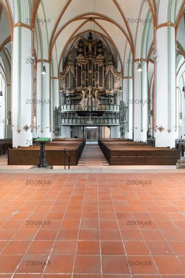 St. Johannis Kirche in Lüneburg