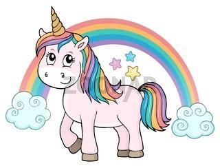Cute unicorn topic image 2