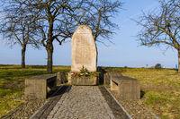Opfer Weltkriege Gedentafel Buchholz Nordhausen
