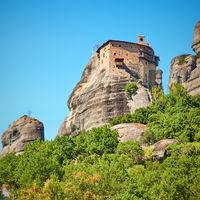 Monastery of Agios Nikolaos  - Greek landmark