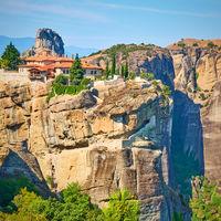 Holy Trinity monastery - Greek landmark