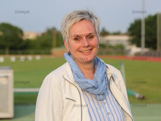 Präsidentin des LandesSportBund Sachsen-Anhalt LSB Silke Renk-Lange