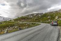 Norwegische Landschaftsrouten - Gamle Strynefjellsvegen
