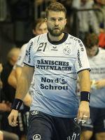 Jacob Heinl (SG Flensburg-Handewitt)  Liqui Moly HBL, Handball-Bundesliga Saison 2019-20