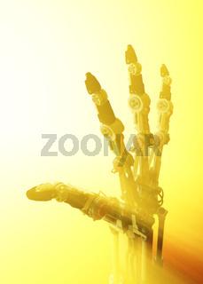 Robot Arm Flash