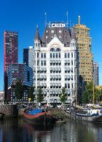 Het witte hus, Rotterdam