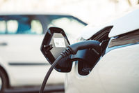 Electric car is refueling up its batteries, future innovation of mobility