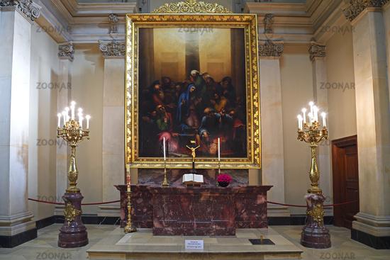 Altar ind der Hochzeitskapelle, Berliner Dom, Berlin, Deutschlan