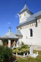Kirche in Dorna Arini