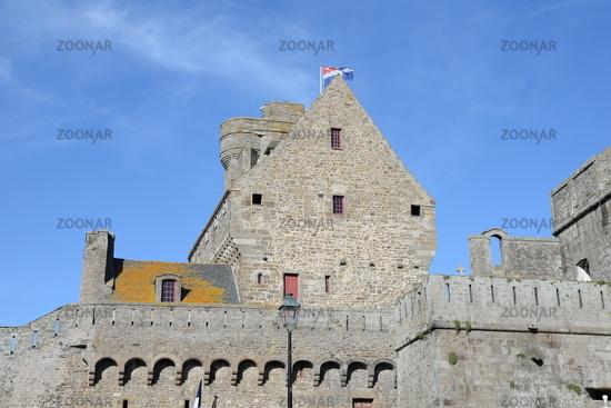 Burg in Saint-Malo