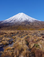 Mount Taranaki, Mount. Egmont National Park, New Zealand