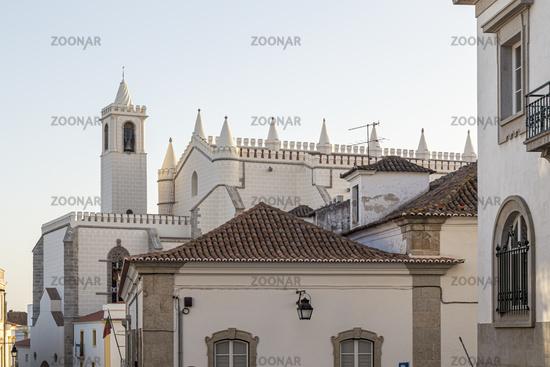 Igreja de São Francisco, Church of St. Francis, Évora, Portugal