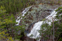 Wasserfall Skjeggedal