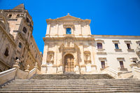 NOTO, ITALY - San Francesco D'Assisi church