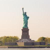 Statue of Liberty, New York City, USA.