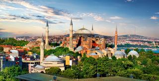 Hagia Sophia in Turkey