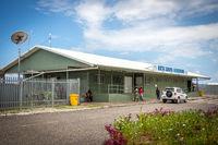 Kieta Airport on Bougainville, PNG
