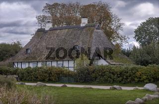 Reethaus an der Schlei in Schleswig-Holstein