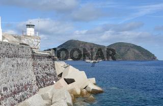 Küste von Lipari