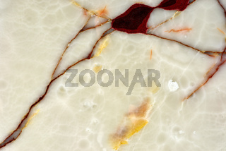 Real natural ' Onyx Cherry White ' texture pattern.