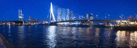 Erasmus Brücke , Rotterdam