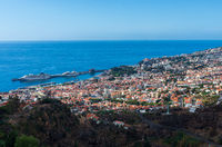 Funchal on Madeira Island