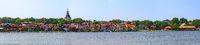Seeseite von Västervik mit Sankt Gertruds Kirche