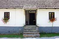 Traditional peasants house