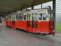 Im Werksmuseum Alstom – früher Linke Hoffmann Busch – LHB in Salzgitter