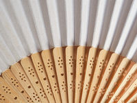 Japanese foldable hand fan