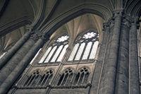 Notre Dame, Amiens, Picardie, Frankreich