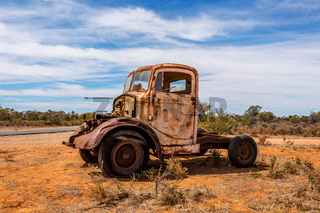 Relics of outback Australia
