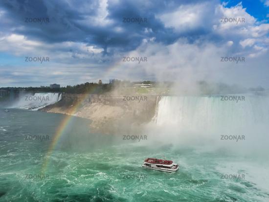 The Boat on Niagara River