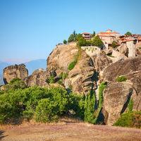 Monastery of Great Meteoron - Greek landmark