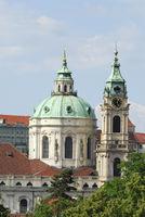 St. Nikolaus Kirche, Prag