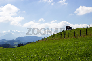 Bayrische Landschaft 002. Deutschland