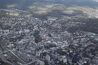 Luftbild Siegen