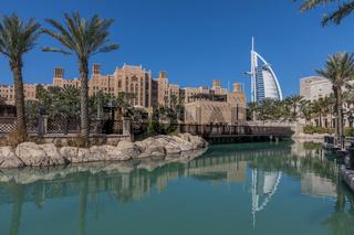 Burj Al Arab, Hotel Jumeira Resort