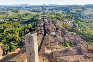 Via San Giovanni - San Gimignano