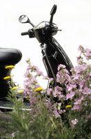 Motorroller, Vespa