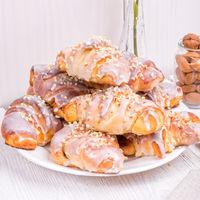 Tasty Polish St. Martin's Day Croissants (Marcinki)