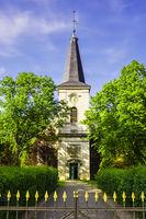 Dorfkirche Koešnigshorst, Fehrbellin, Brandenburg, Deutschland