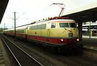 Jubiläumsfahrten im traditionsreichen Trans Europ Express