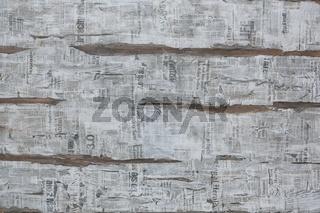 Newspaper paper texture