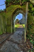 Door To The Grave