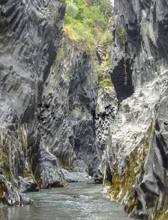 Alcantara Gorges