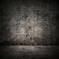 concrete room in grunge style