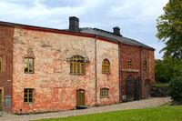 Historic Buildings in Suomenlinna