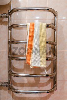 Stainless steel bathroom heated towel rail radiator